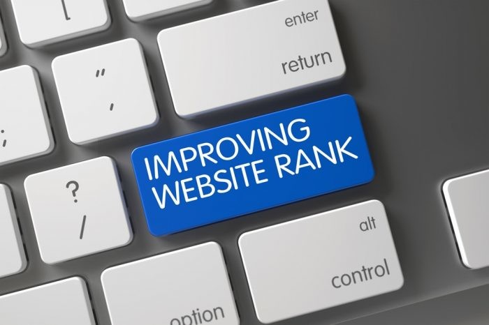 Ways to Improve Website Rankings